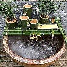 GGYDD Japanese Fonction d'eau De Bambou