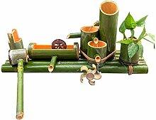 GGYDD Jardin Bambou Fontaine d'eau