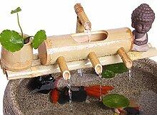GGYDD Jardin Eau De Bambou Décoration