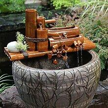 GGYDD Jardin Zen Fontaine d'eau De