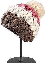 GHCXY Hiver Chapeau Chaude Béret Femme Classique