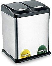 GHFHF La corbeille de classification des déchets