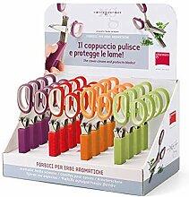 Giannini 24246 Ciseaux Herbes, Acier Inoxydable,