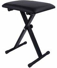 Giantex tabouret de piano,chaise de piano pliable
