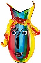 GILDE GLAS art Design-Vase - Objet décoratif -