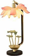 GIOAMH Lampe de Table de Style chinois salon