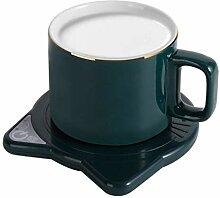 GIOAMH Réchauffeur de tasse à café, réchaud à