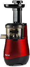 Girmi - SW10- Extracteur de jus, couleur rouge