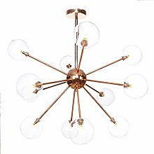 GJBHD Industrial Lampe Suspension 15 Tête, G4