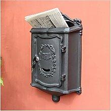 GJX-Boîte aux lettres Boîte Aux Lettres Mural