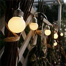 Globe AMPOULE LED Guirlande Lumineuse