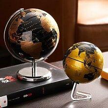 Globe de carte du monde, Constellation, pour