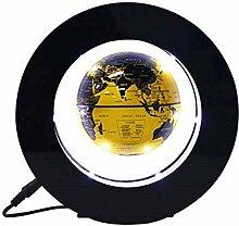 Globe Flottant À Lévitation Magnétique 3 Pouces