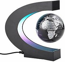 Globe magnétique, Boules magnétiques Globes LED
