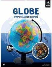Globe terrestre - corps celestes - illumine diam