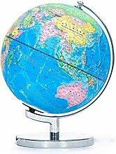 Globe terrestre illuminé - Globe à Motif de
