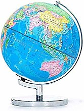 Globe Terrestre Illuminé, Globe De Bureau