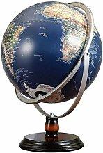 Globe terrestre illuminé - Globe de Bureau