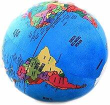 Globes Mondiaux Educatifs Simulation Globe Peluche