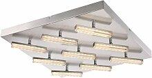 Globo - 26,1 watt LED plafond lumineux mobiles