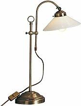 Globo 6871 Lampe de bureau antique en laiton