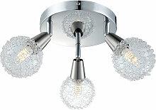 Globo - Lampe de plafond à LED de design en forme