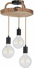 Globo - Lampe suspendue vintage plafonnier en