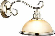 globo Sassari ancien E27 60 W Verre Ambre-Lampe