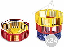 Glooke Selected Set 24Ressorts Pince Panier