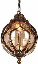 GLXLSBZ Lampe de lumière rétro Industrielle en