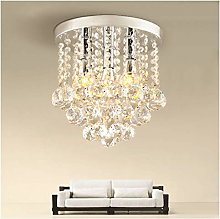 GLXLSBZ Lampe Lumineuse Lustre en Cristal, lustres