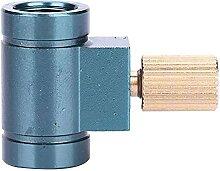 Gmasuber Adaptateur de recharge de gaz pour