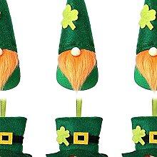 Gmasuber Nain de la Saint-Patrick fait à la main