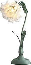 GMLSD Lampes de Table, Art Fleur Lampe de Table En