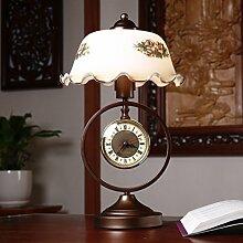 GMLSD Lampes de Table, Lampe de Table - E27 Source