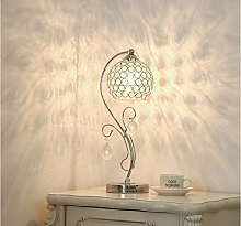 GMLSD Lampes de Table, Lampe de Table En Cristal