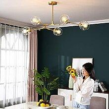 GMLSD Lustres, Lampe Pendante Lustre Plafonnier 6