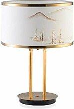 GMLSD Nordic Art Déco Led Fer Lampe de Table