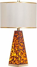GMLSD Table Lamps,Luxurious and Creative Leopard