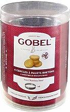 GOBEL - 834995 - LOT DE 6 CERCLES EN INOX POUR