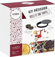 Gobel - Kit 1001 tartes (1 moule à tarte, 6