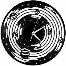 GodyGT Disque Vinyle Horloge Murale système