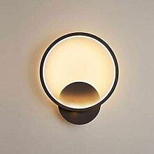 Goeco Applique Murale LED Interieur 12w, Lampe
