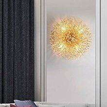 Gold European Moderne Simple Art Simple Art