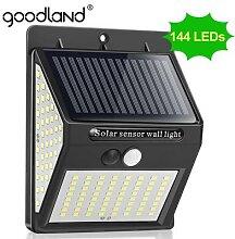 Goodland-éclairage extérieur mural solaire 100,