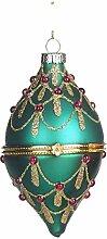 Goodwill: Boule à bijoux en forme de fleuron en
