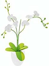 GOTESSONS Plante Artificielle Blanche 160010