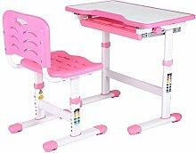GOTOTO Set Bureau et Chaise Enfant Hauteur