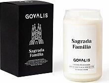 GOVALIS Bougie Parfumée   Sagrada Familia de