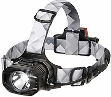Gp Battery Lava Sunmatic Headlamp, Noir